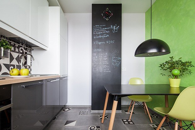 Однокомнатная квартира вДолгопрудном для пары учёных