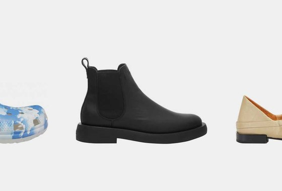 20 пар обуви навесну (иналюбую погоду)