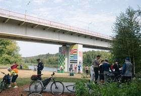 До лучшей велодорожки встране нужно ехать два часа изМосквы. Стоитли оно того?