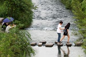 Иностранный опыт: Раскопанная река в Сеуле