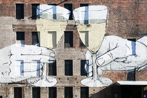 В Петербурге открылся Музей стрит-арта