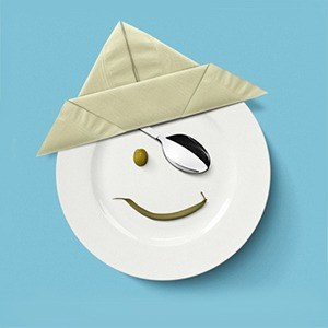 Бизнес-ланч: Что едят предприниматели