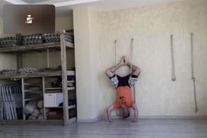 «Я начал преподавать йогу по Zoom»