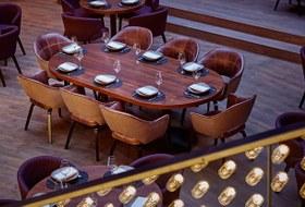 Фуд-корт LavkaLavkа, кафе «Зелёная собака», званые ужины вSaxon+Parole