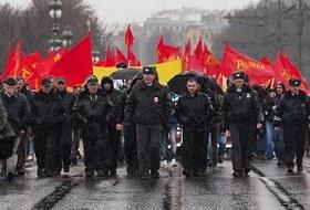 Фоторепортаж: День народного единства вПетербурге
