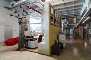 Офис радиостанции «Серебряныйдождь»