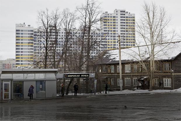 От бараков до высоток: Как город растет в сторону Широкой речки