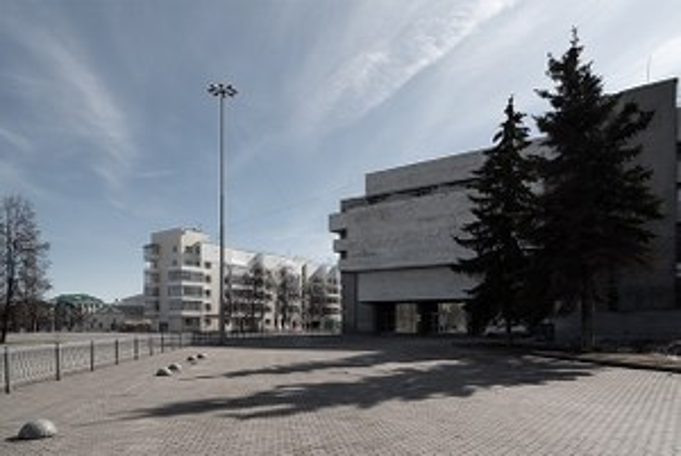 Екатеринбург на карантине. Такнадо