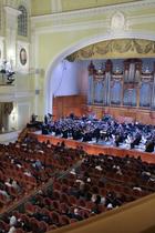 ВМосковской консерватории состоится  фестиваль современной музыки