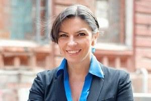 Наталья Синдеева, генеральный директор телеканала «Дождь»