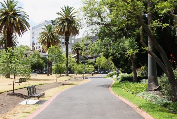 Как Мельбурн станет холоднее начетыре градуса