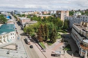 Как будет выглядеть обновленный сквер Свердлова