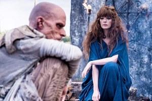 Стычка Волкова и Собчак, махинации с биткоином и новый трейлер «Британии»