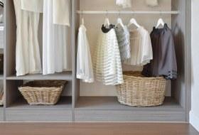 Как организовать хранение вещей вквартире
