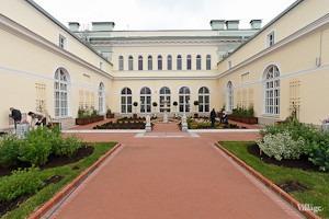 Фоторепортаж: Висячий сад Эрмитажа после реставрации