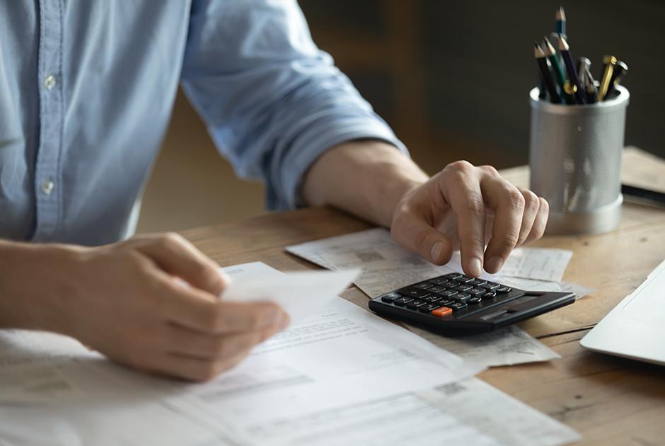 Распределять свои доходы правильно