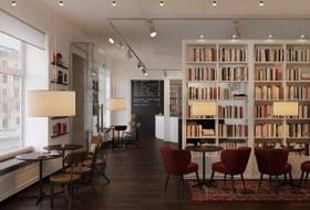 Веганское кафе Grün в кластере «Севкабель Порт», KGallery Book Cafe и «Подай пад-тай»