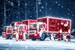 Существует ли знаменитый «Рождественский караван Coca-Cola»,
