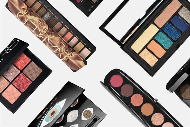 Книга теней: 10интересных палеток для самого разного макияжа