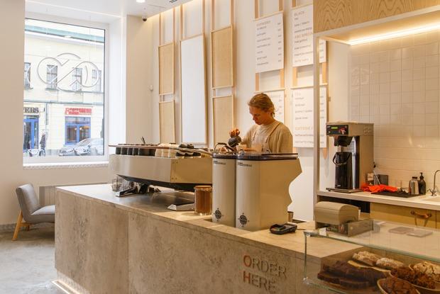 Образцовая кофейня: ABC Coffee Roasters наПокровке