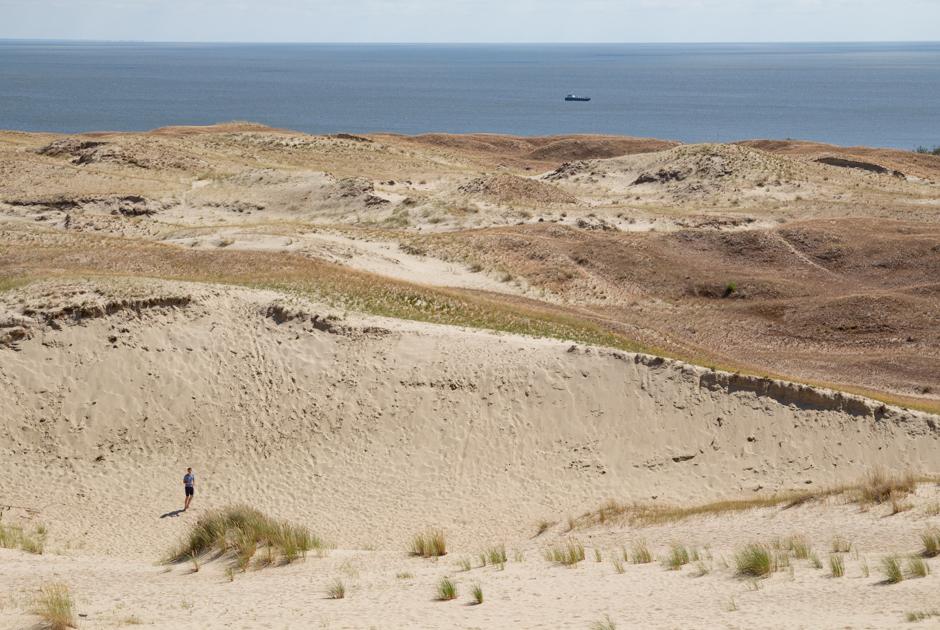 Песчаные косы, замки изаброшки