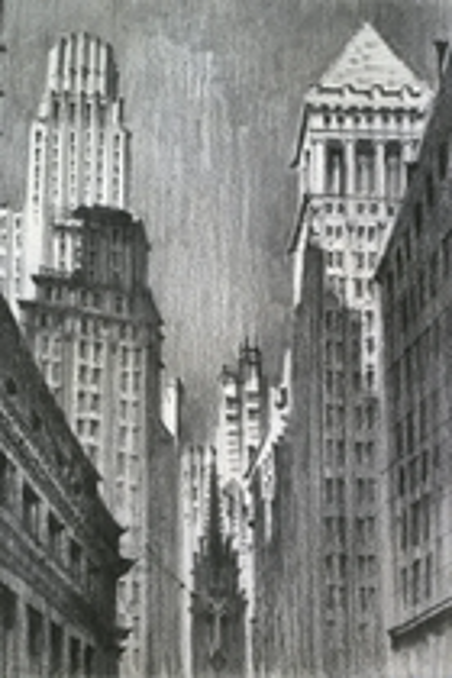 Музей русского импрессионизма проведет паблик-ток про Нью-Йорк 1920-х годов