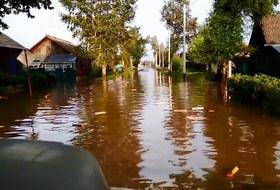 Бутылка питьевой воды на двоих: Как живет Нижнеудинск после паводка