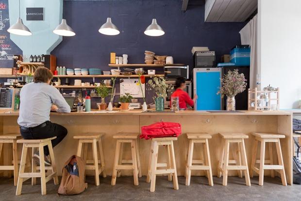 Кафе «Дринкит» на 2-йЗвенигородской улице
