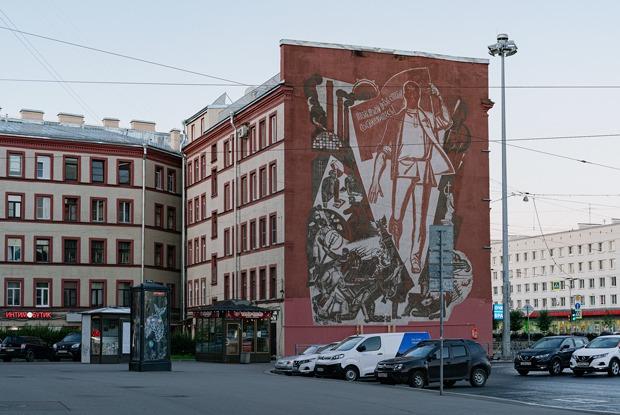 Раннесоветская архитектура авангарда на «Нарвской»