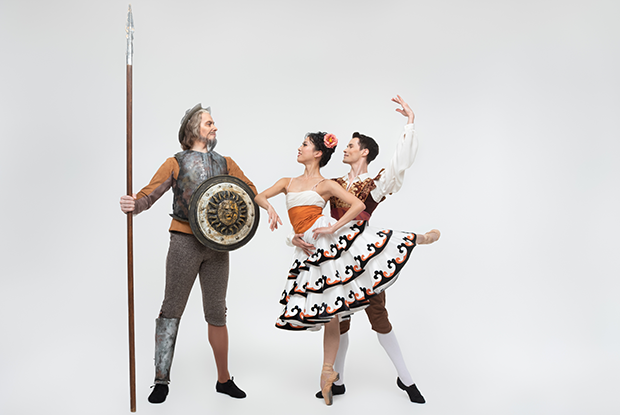 Назад в 1900 год: Как «Урал Опера Балет» воскрешает «Дон Кихота»