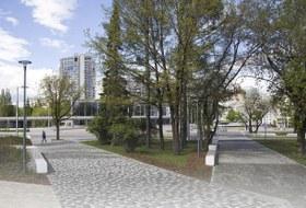 Парк у «Екатеринбург Арены»: От концепции до Чемпионата