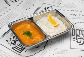 Чикен-тикка-масала, палак-панир, баттер-чикен идругие рецепты индийской кухни