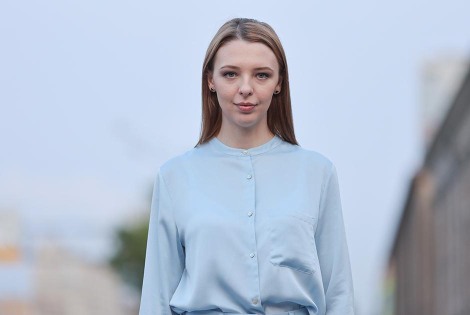 Анастасия Брюханова — единственный (зарегистрированный) независимый кандидат вГосдуму.Что оназадумала?