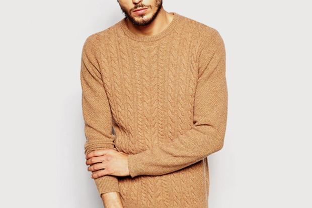 21 тёплый икрасивый мужской свитер