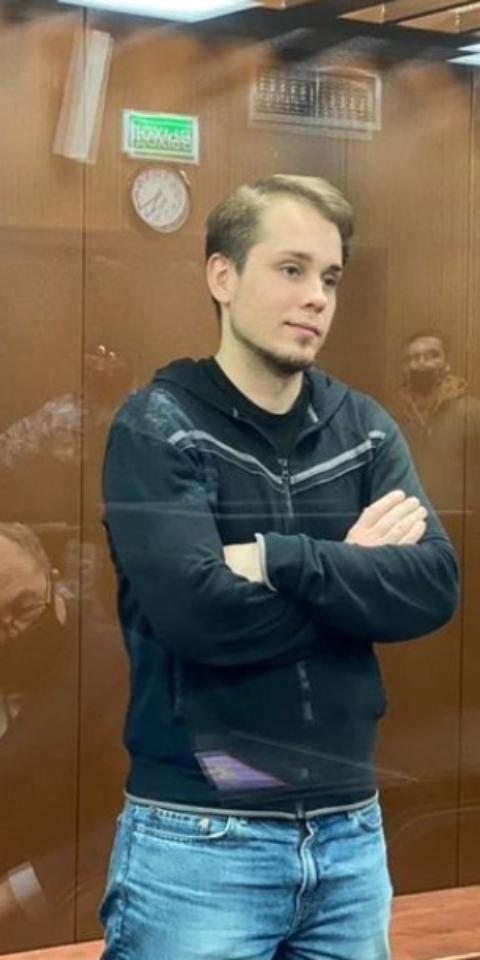 Олега Степанова приговорили кодному году ограничения свободы по«санитарному делу»