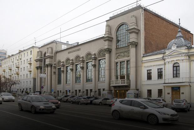 «Я работаю в Свердловской филармонии, которую хотят расширить»