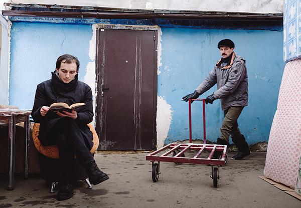 Александр Карпюк — о прелестях жизни на Автозаводе, сходствах Нижнего и Киева и российской зиме