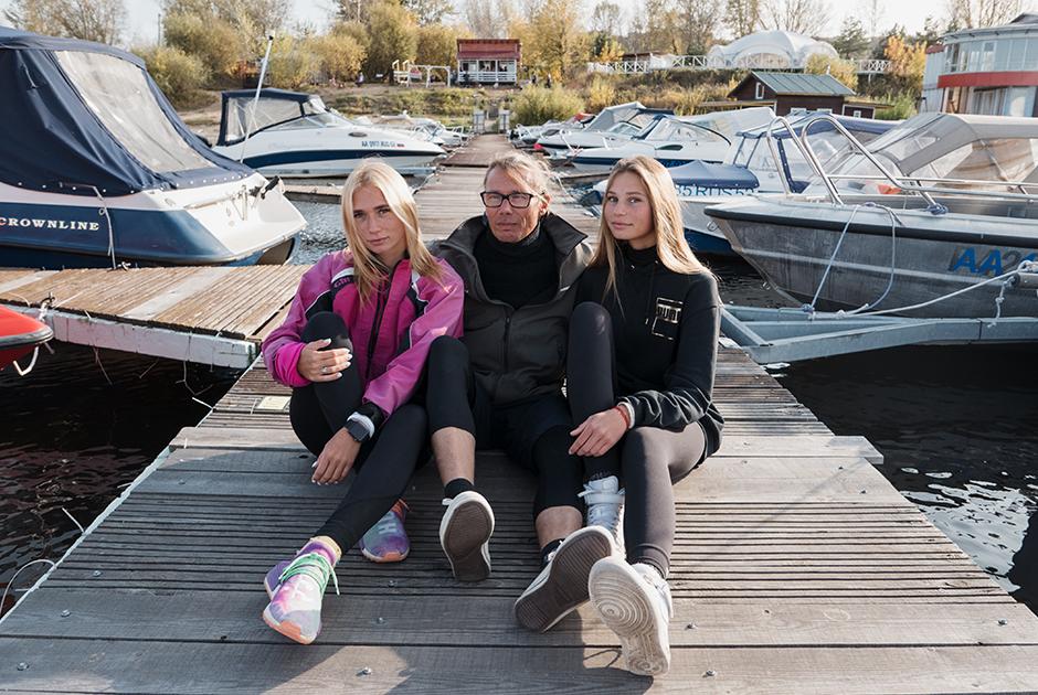 Потомки Ростислава Алексеева о семейной традиции, братстве и яхтинге в Нижнем