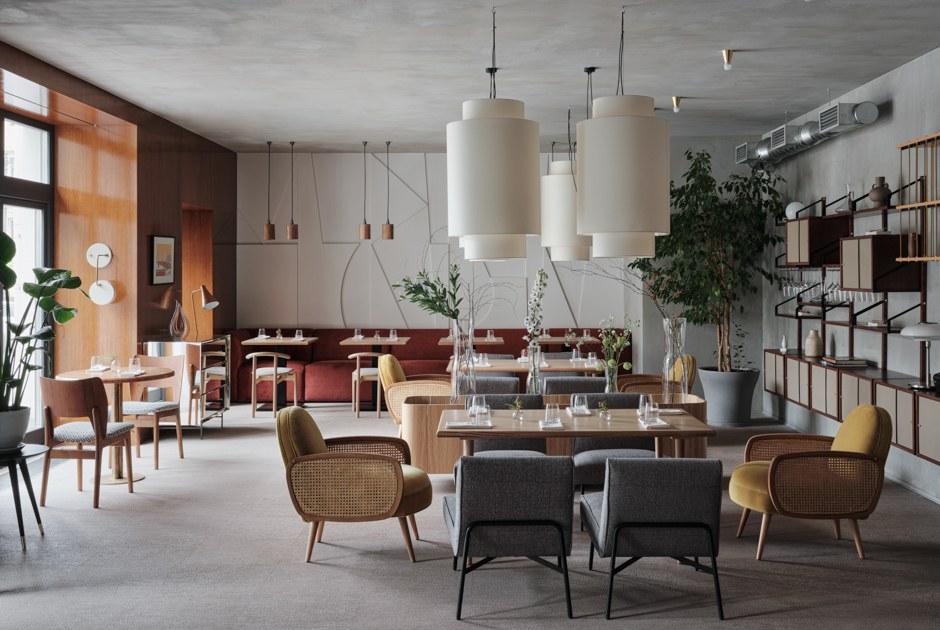 Новые рестораны и бары Петербурга