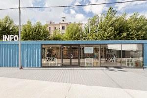 Летний филиал книжной сети «Республика» открылся в «Новой Голландии»