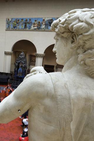 Между зданиями Пушкинского музея появятся подземные пешеходные галереи