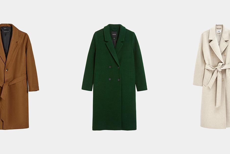 Где покупать теплое пальто наосень (изиму)
