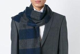 18 мужских шарфов