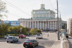 Москва сегодня и ввоенных фотографиях 1940-х годов
