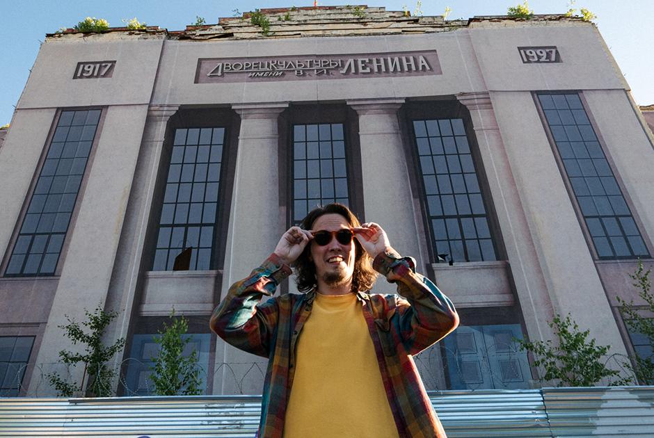 Марк Григорьев — об улице Искры, парке с синдромом дефицита внимания и районе, где никто не занимается сексом