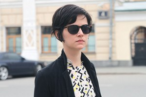 Внешний вид: Ирина Инешина, продюсер