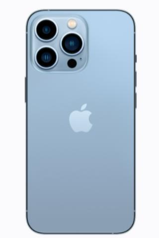 Apple показала iPhone 13ичасы сувеличенным экраном