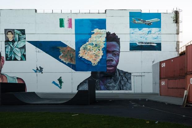 Новый сезон Музея уличного искусства вПетербурге: Что смотреть