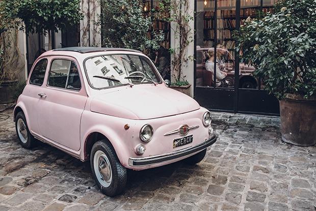 Наташа Брянцева — о любимых местах в Париже