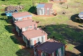 Как устроен пятизвёздочный отель вафриканских трущобах